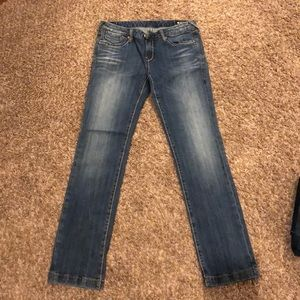 Rerock express jeans - straight - size 8
